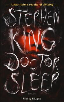 Doctor Sleep. Ediz. italiana - Stephen King - copertina