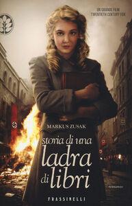 Libro Storia di una ladra di libri Markus Zusak