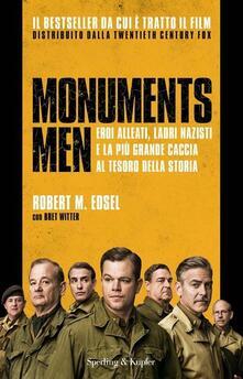 Voluntariadobaleares2014.es Monuments men. Eroi alleati, ladri nazisti e la più grande caccia al tesoro della storia Image