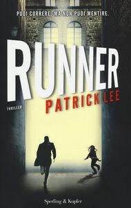 Libro Runner Patrick Lee
