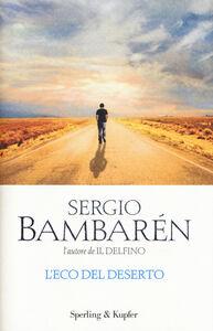 Libro L' eco del deserto Sergio Bambarén