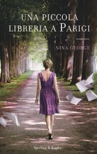 Libro Una piccola libreria a Parigi Nina George