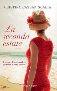 Libro La seconda estate Cristina Cassar Scalia