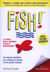 Libro Fish! Stephen C. Lundin , Harry Paul , John Christensen