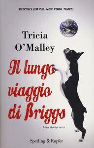 Foto Cover di Il lungo viaggio di Briggs, Libro di Tricia O'Malley, edito da Sperling & Kupfer