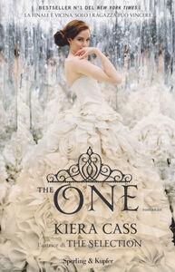 Libro The one Kiera Cass