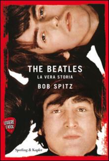 Aboutschuster.de The Beatles. La vera storia. Leggere è rock Image