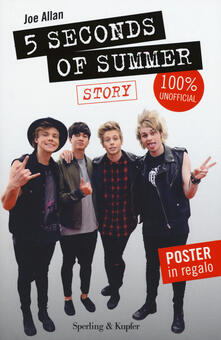 5 Seconds of Summer. Story. 100% unofficial. Con poster.pdf