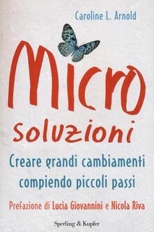 Premioquesti.it Microsoluzioni. Creare grandi cambiamenti compiendo piccoli passi Image