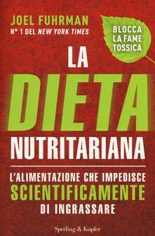 La dieta nutritariana - Joel Fuhrman - copertina