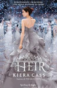 Foto Cover di The heir, Libro di Kiera Cass, edito da Sperling & Kupfer
