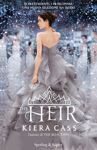 Libro The heir Kiera Cass