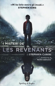 Libro I misteri de Les Revenants Stefania Carini
