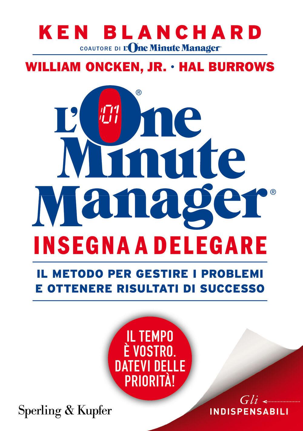 L' one minute manager insegna a delegare