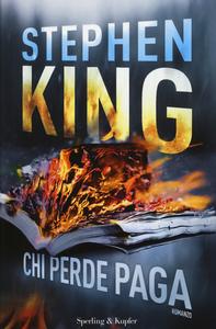 Libro Chi perde paga Stephen King