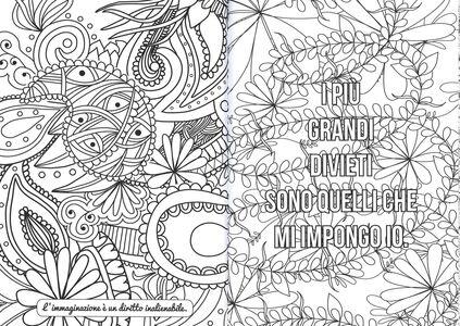Foto Cover di Colora per trovare il sorriso, Libro di Lisa Magano, edito da Sperling & Kupfer 2