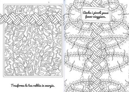 Foto Cover di Colora per trovare il sorriso, Libro di Lisa Magano, edito da Sperling & Kupfer 3