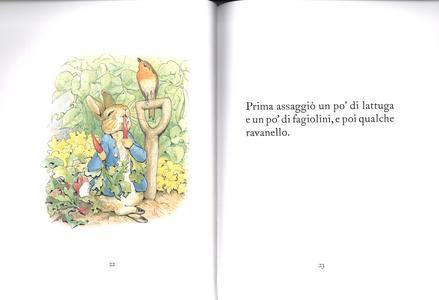 Libro Il racconto di Peter Coniglio Beatrix Potter 2