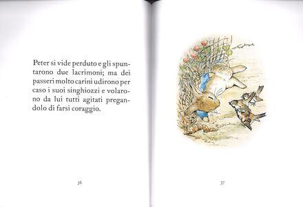 Foto Cover di Il racconto di Peter Coniglio, Libro di Beatrix Potter, edito da Sperling & Kupfer 3