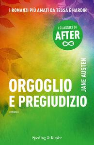 Foto Cover di Orgoglio e pregiudizio, Libro di Jane Austen, edito da Sperling & Kupfer