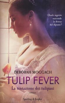 Camfeed.it Tulip fever. La tentazione dei tulipani Image