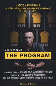Libro The program David Walsh
