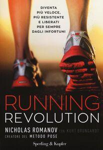 Libro Running revolution Nicholas Romanov , Kurt Brungardt