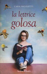 Libro La lettrice golosa Cara Nicoletti