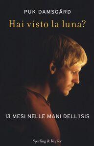 Libro Hai visto la luna? Puk Damsgård