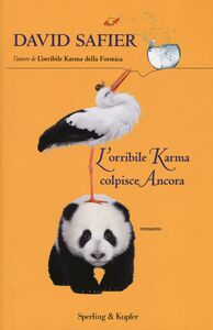 Foto Cover di L' orribile karma colpisce ancora, Libro di David Safier, edito da Sperling & Kupfer