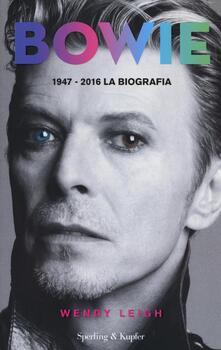 Radiospeed.it Bowie 1947-2016. La biografia Image
