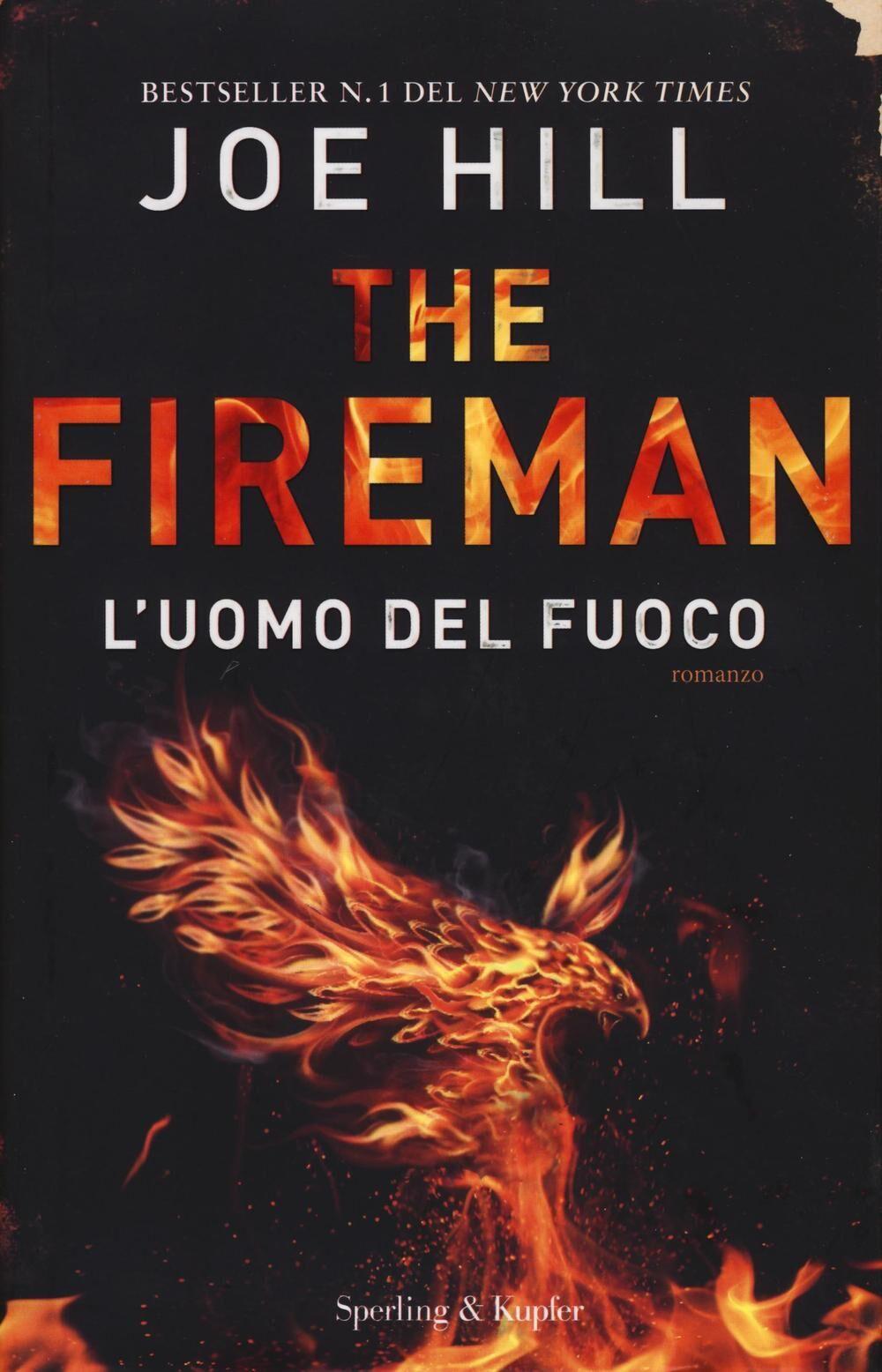 L' uomo del fuoco. The Fireman