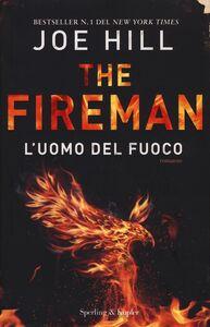 Libro L' uomo del fuoco. The Fireman Joe Hill