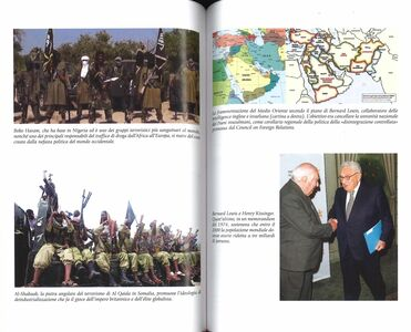 Libro Isis S.p.a. Daniel Estulin 1