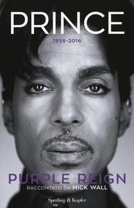 Libro Prince. Purple reign Mick Wall