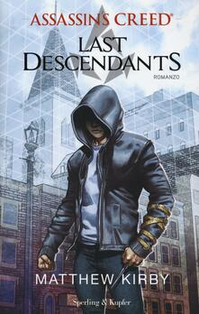 Voluntariadobaleares2014.es Assassin's Creed. Last descendants. Vol. 1 Image