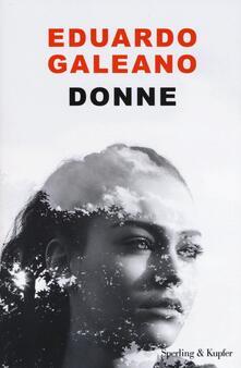 Donne - Eduardo Galeano - copertina