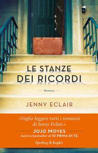 Libro Le stanze dei ricordi Jenny Eclair