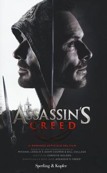Assassin's Creed. Il romanzo ufficiale del film - Christie Golden - copertina