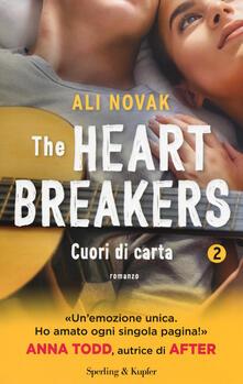 Atomicabionda-ilfilm.it Cuori di carta. The Heartbreakers. Vol. 2 Image