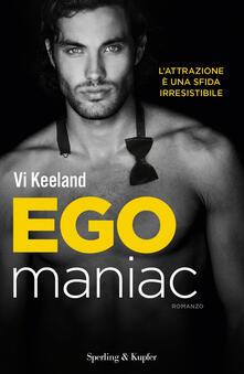 Winniearcher.com Egomaniac. Ediz. italiana Image