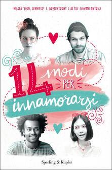 Parcoarenas.it 14 modi per innamorarsi Image