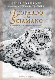 Camfeed.it Il leopardo e lo sciamano. In viaggio tra i misteri della Mongolia Image