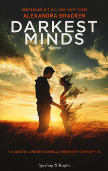 Darkest minds - Alexandra Bracken - copertina