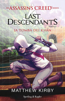 Steamcon.it Assassin's Creed. Last descendants. Vol. 2: La tomba dei Khan Image