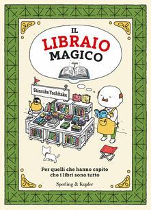 Secchiarapita.it Il libraio magico Image
