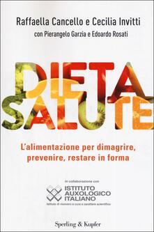 Nicocaradonna.it Dieta salute. L'alimentazione per dimagrire, prevenire, restare in forma Image