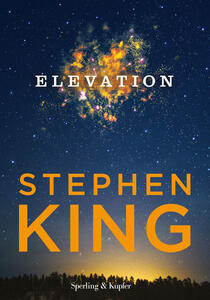 Elevation - Stephen King - copertina