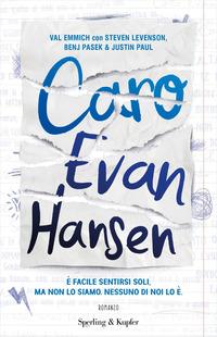 Caro Evan Hansen - Emmich Val Levenson Steven Pasek Benj - wuz.it