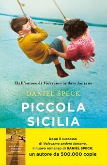 Piccola Sicilia - Daniel Speck - copertina